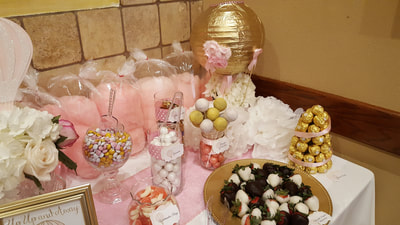 Pleasing Dessert Tables Candy Buffets Sugarkiss Bakeshop Interior Design Ideas Clesiryabchikinfo